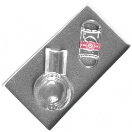 cigar tool set with ashtray and cigar cutter