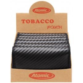 mini tobacco pouch carbon black finishes