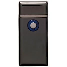 Briquet Hybrid USB COZY Icy noir