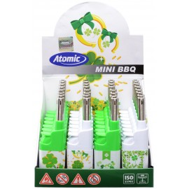 Mini BBQ Lucky Leaf assorted per 25 pcs