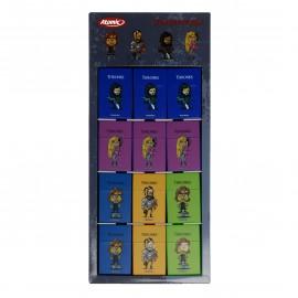 Boîte à cigarettes CONEY Trones, display de 12