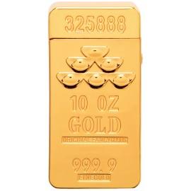 Briquet COZY X-Arc Gold Bar USB en boîte