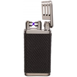 COZY X-Arc Spark lighter USB PU black