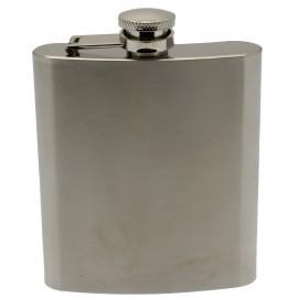 Flasque SAREVA 240 ml acier brossé