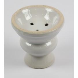 Céramique blanche ( pour narguilé )