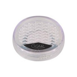 polymere humidifier cigar round clear 55 x 14 mm