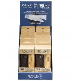 opinel knife boc N°18 inox 8.5cm per 10 pcs