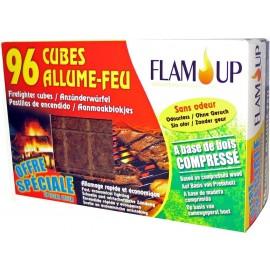 cubes par 96 allume feu 89837