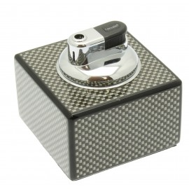 Table lighter carbon fiber