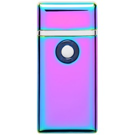 cozy hybrid USB lighter icy rainbow