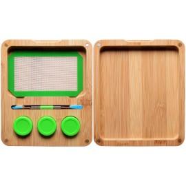 BHO Wax Set bamboo