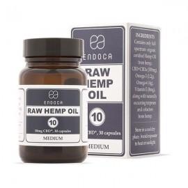 Oil CBD capsules 300mg (30pcs) Endoca