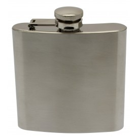 Flasque SAREVA 180 ml acier brossé