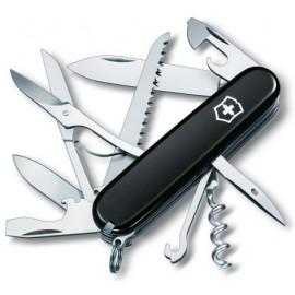Victorinox knife Huntsman black