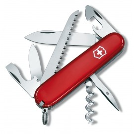 Couteau VICTORINOX Camper rouge