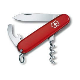 Couteau VICTORINOX Waiter rouge