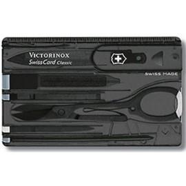 Swisscard VICTORINOX noir anthracite
