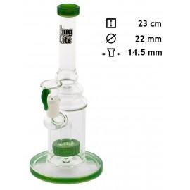 glass bong 23 cm Thug Life Ø 22 mm
