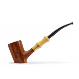 Tsuge pipe Tokyo Army bamboo nature 170 mm