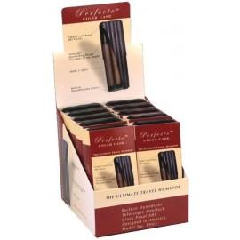 cigar case plastic black for 3 cigar per 12 pcs