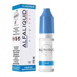E-liquid Alfaliquid Original - Classique FR-M  Tripack 3*10mL
