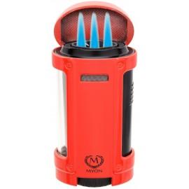 Myon cigar lighter 4 jet racing edition red