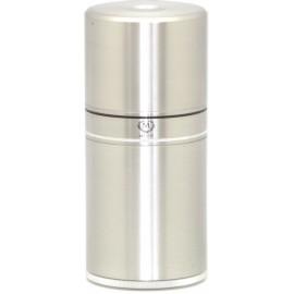 aluminium tube 7 cigares, silver