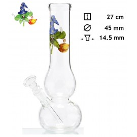 glass bong 27 cm CannaHeroes Ø 45 mm