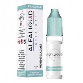 E-liquid Alfaliquid Original - Menthe glaciale Tripack 3*10mL
