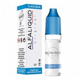 E-liquid Alfaliquid Original - Classique FR-W  Tripack 3*10mL