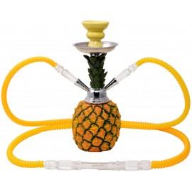 water pipe 2 tubes 30 cm pineapple