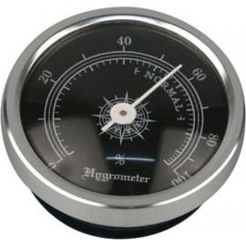 hygrometer chrome Ø 44 mm