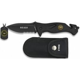 knife albainox FOS Seals 8.4 cm
