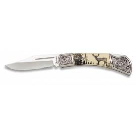 Cerf knife 8.1 cm PVC