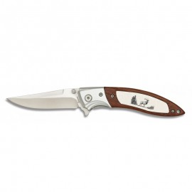 deer knife  8 cm with clip