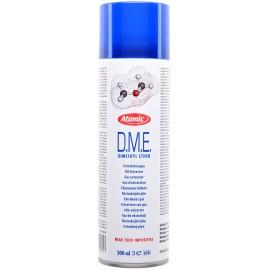 gas refill 500 ML D.M.E. dimethyl ether tin can metal valve for BHO
