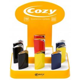 cozy lighter shooter per 9 pcs