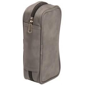 pipe bag grey for 2 pcs